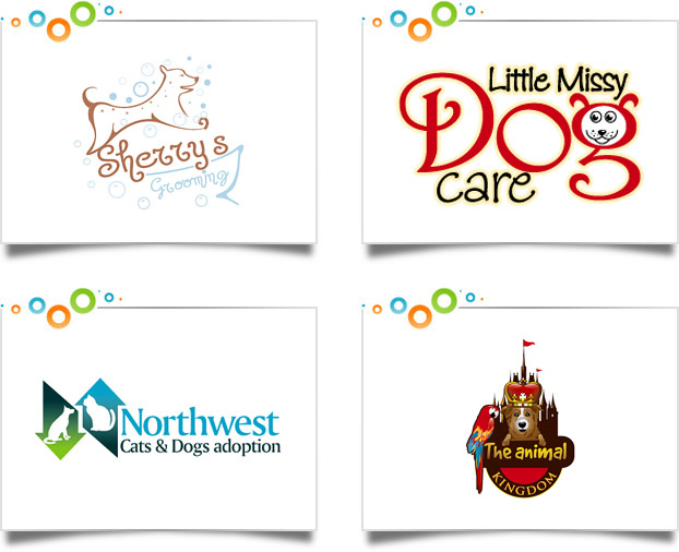 Animals Pets Logo Designs