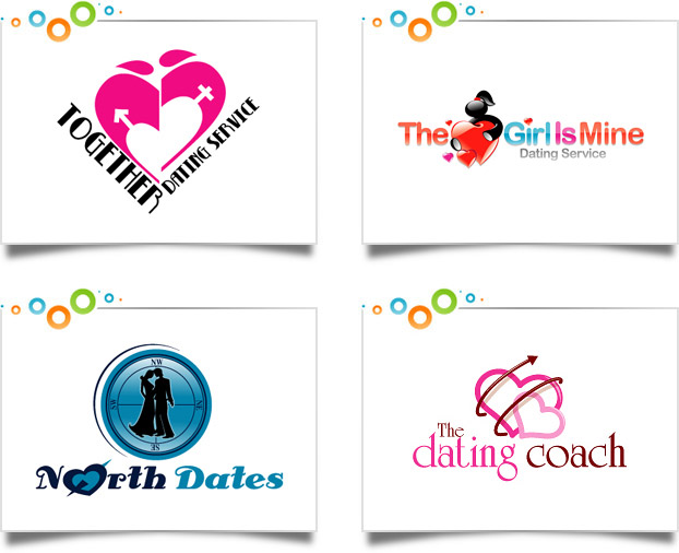 Dating Logo Designs