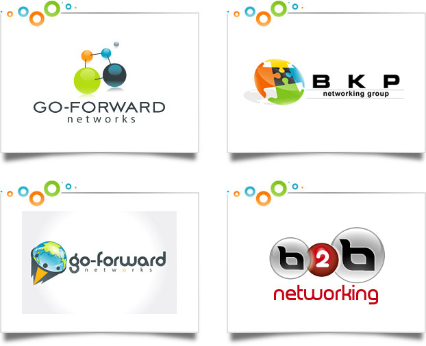 Networking Logo Designs